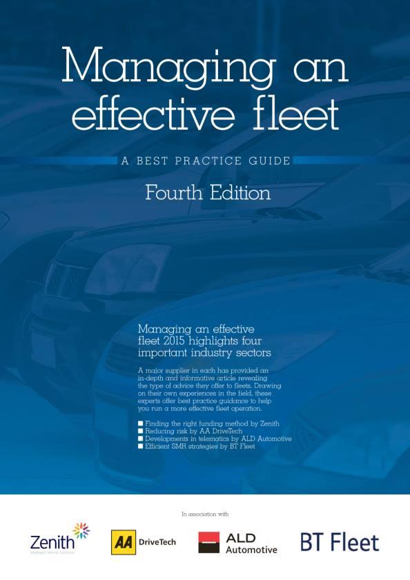 Managing an Effective Fleet