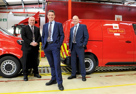 Compeion In The Van And Truck Fleet Maintenance Sector Is About To Heat Up Royal Mail Uk S Largest Operator Opening Its Nationwide