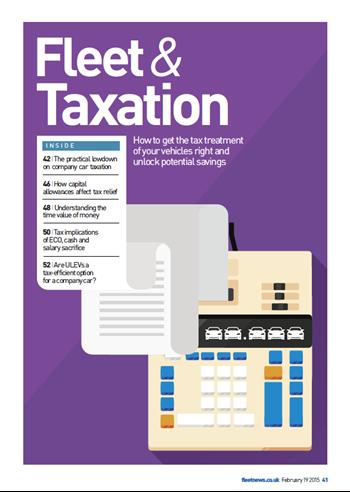 Fleet and taxation