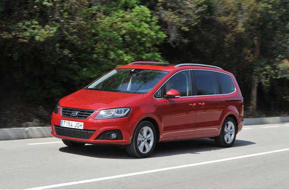 first drive seat alhambra 2 0 tdi se car review company car reviews. Black Bedroom Furniture Sets. Home Design Ideas