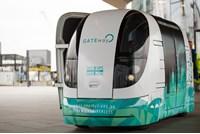 Gateway autonomous shuttle