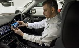 Škoda introduces new approach to fleet engagement with Škoda Live Tour.