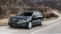 Škoda Octavia estate 1.6 TDI SE technology