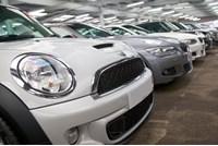 auction executive cars