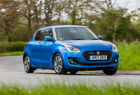 Suzuki Swift SZ5 1.0 Boosterjet SVHS
