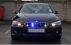 Unmarked police car, Essex Police.