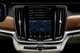 Volvo S90 V90 XC90 Android Auto