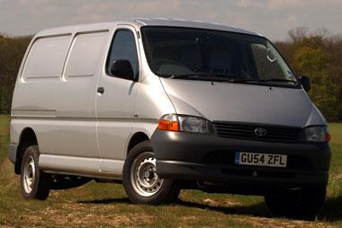 Colorado Springs Toyota >> Toyota Hiace 300 GS Xtra LWB test, Fleet News, Fleet Van ...