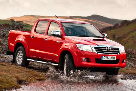 First Drive Toyota Hilux Invincible 3 0 D 4d Car Review