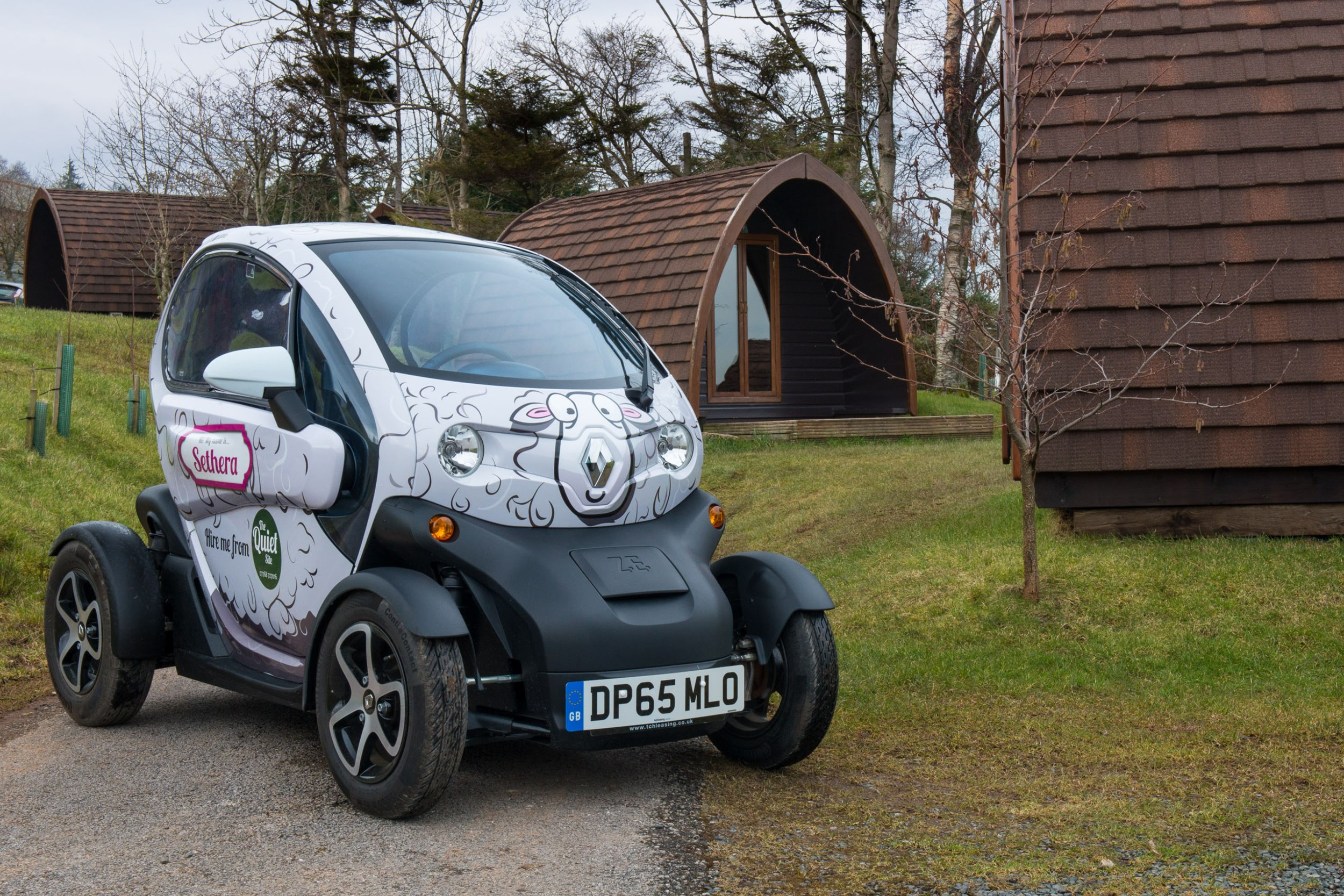 cumbria tourism chooses renault twizy electric vehicles manufacturer news. Black Bedroom Furniture Sets. Home Design Ideas