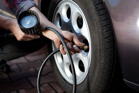 Tyre management: A robust tyre policy