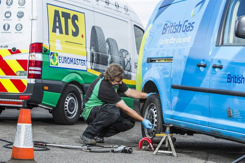 Gas Cost Calculator >> ATS Euromaster wins British Gas contract | Van News