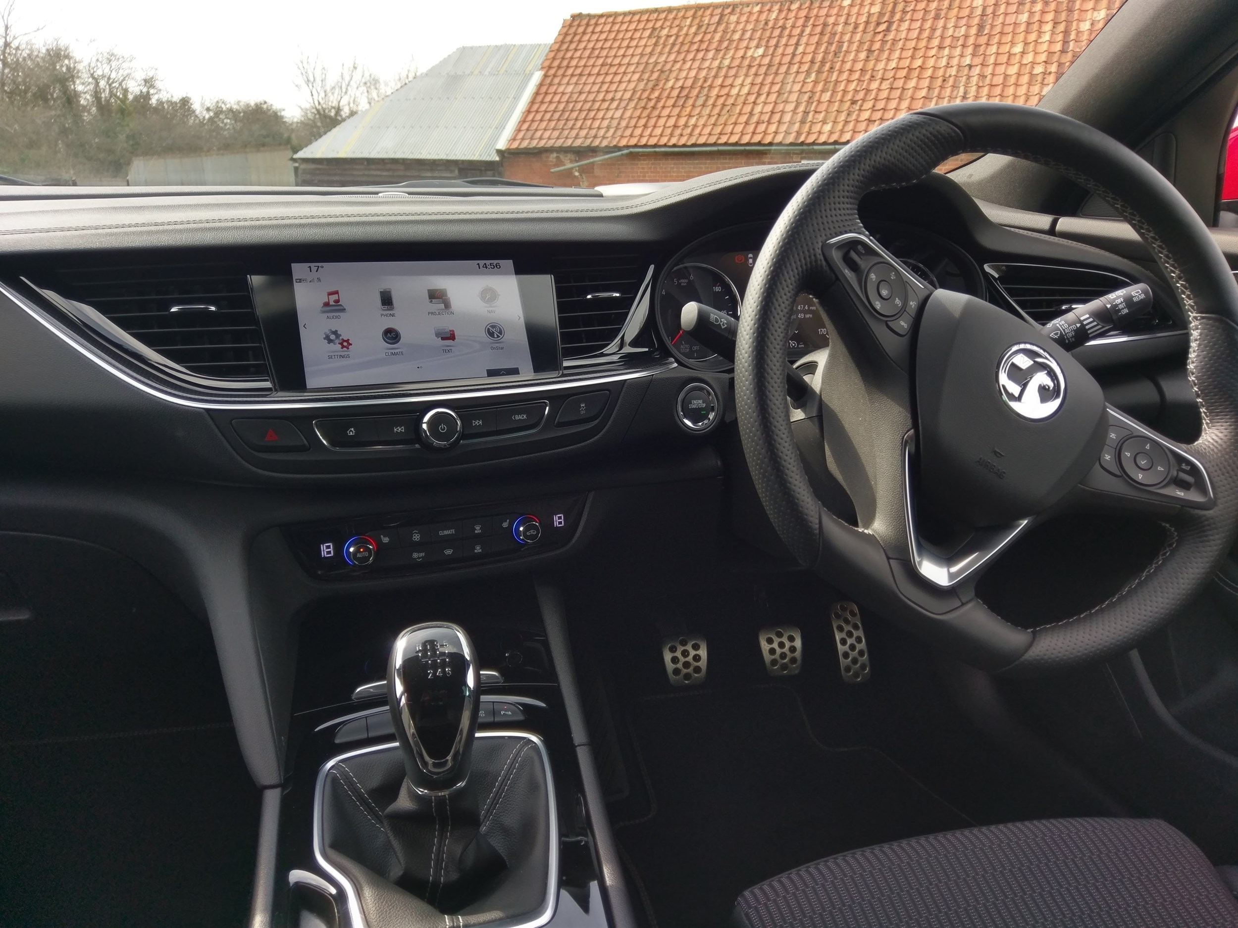Vauxhall Insignia Grand Sport company car review | Company