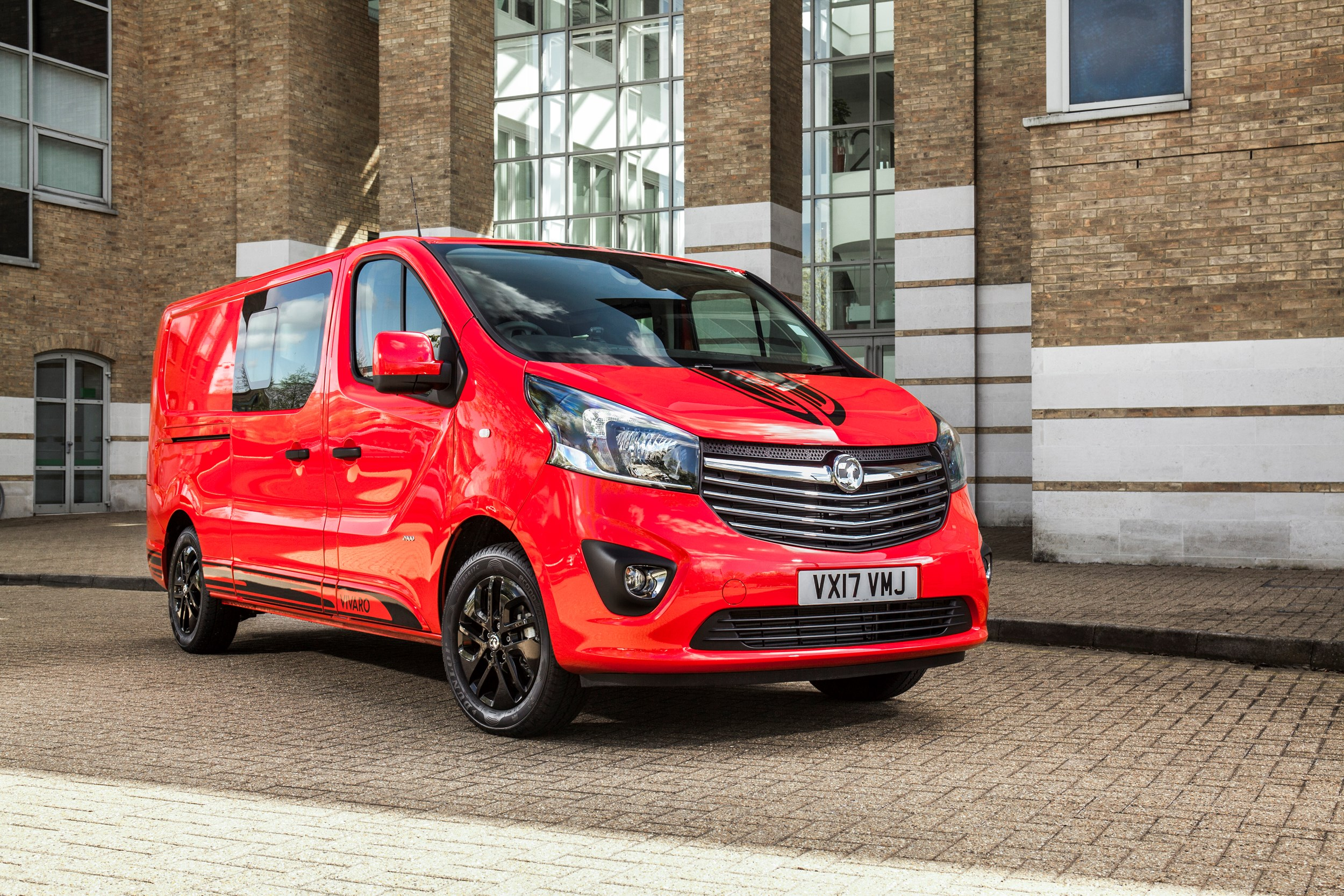 First drive: Vauxhall Vivaro limited edition | Medium Panel Vans