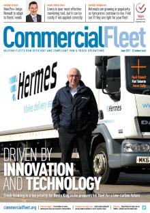 June 2017 Commercial Fleet cover