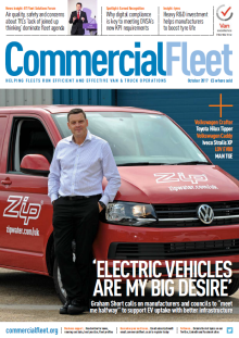 Commercial Fleet October 2017 issue cover
