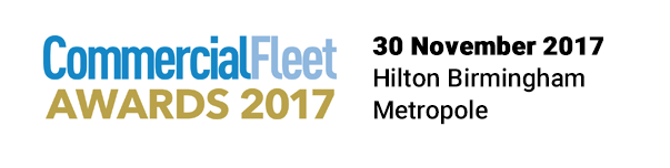 Commercial Fleet Awards 2017 banner