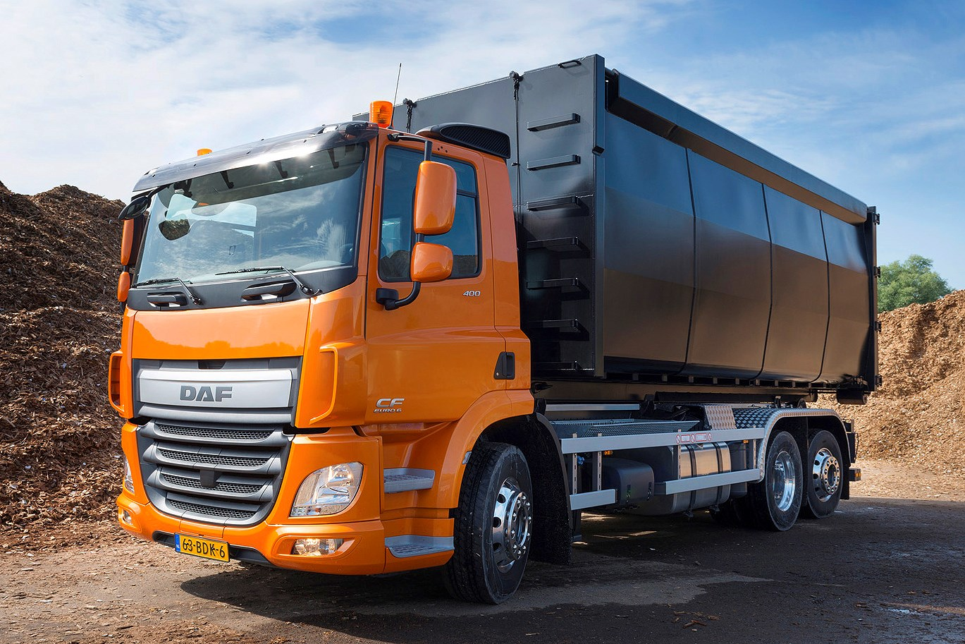 DAF Trucks MD Ray Ashworth on how service makes all the ...
