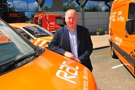 RAC fleet manager Tim Hartles