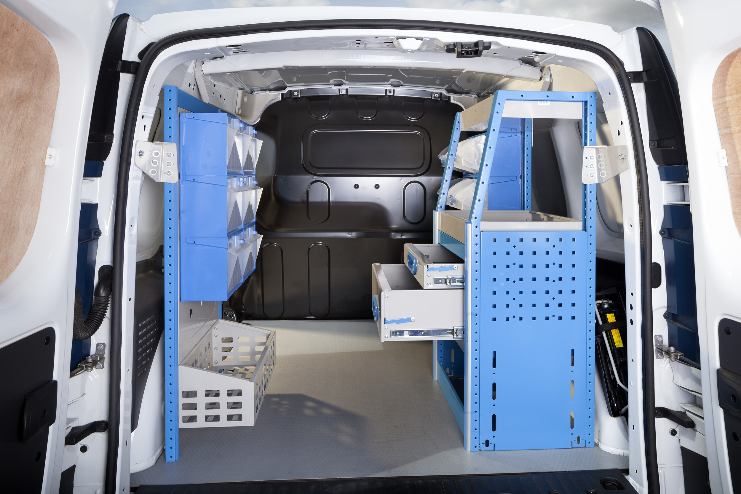 72cc48f3c3 Renault Kangoo now available with pre-installed Ready4Work racking ...