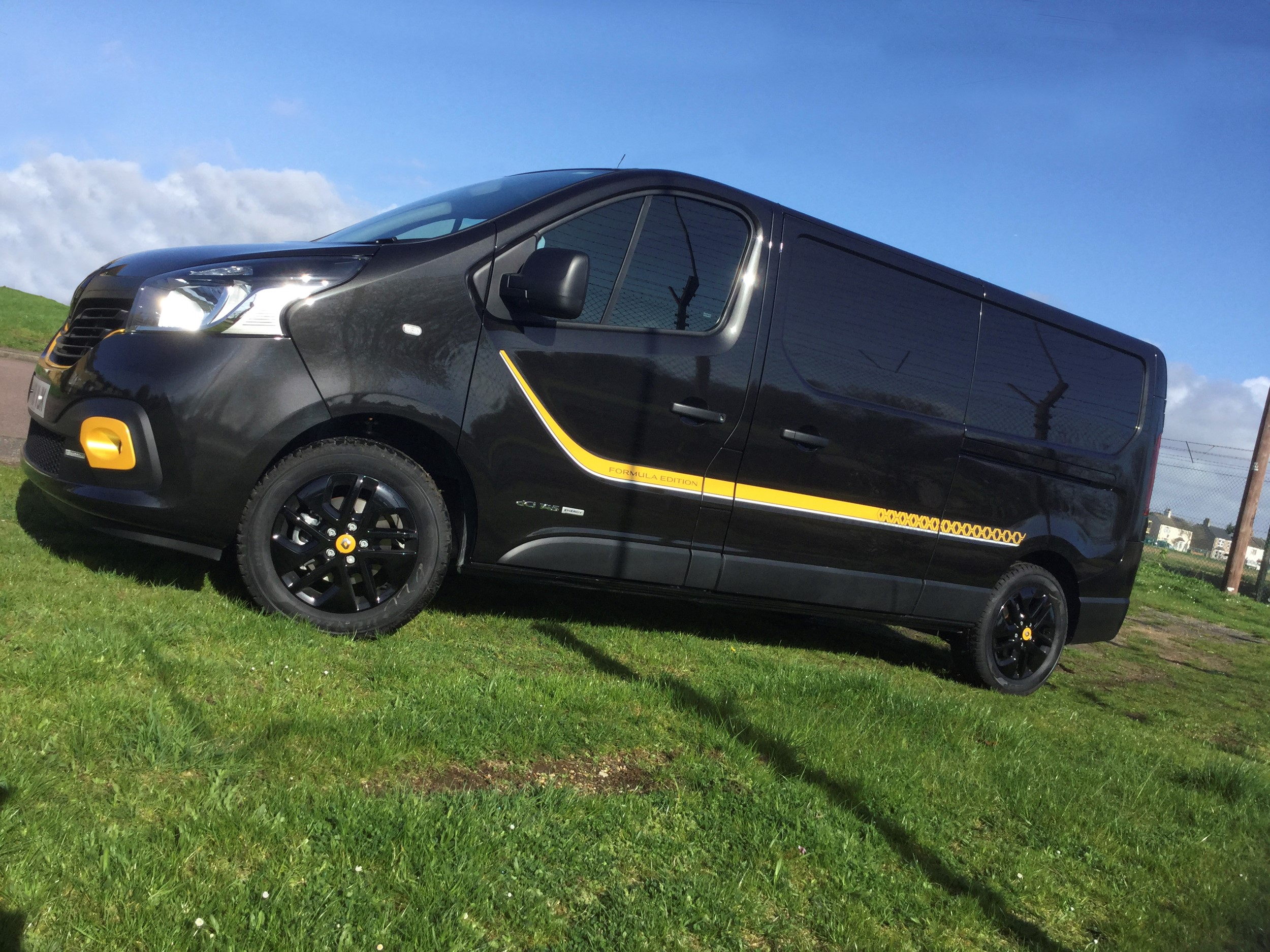 New Renault Trafic's long-term van test review | Our Fleet