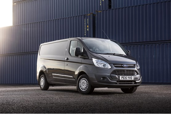Ford To Launch Transit Custom Plug In Hybrid By 2019 Van