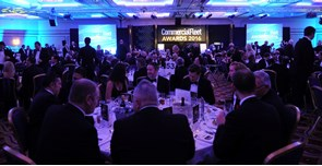 Commercial Fleet Awards night