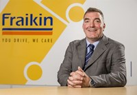 Ed Cowell, chief executive officer, Fraikin.