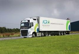 Agro Merchants Group truck