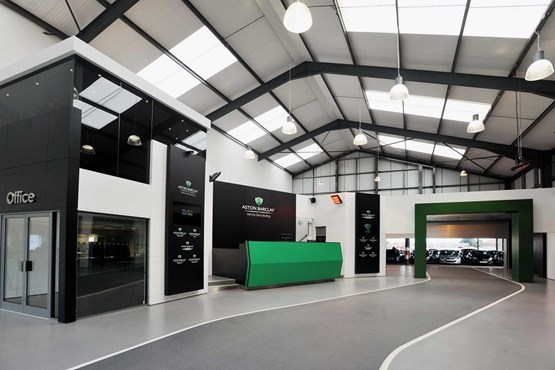 Sales Tax Calculator >> Aston Barclay's Westbury auction site receives £750k revamp | New Contracts