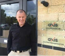 Axis Fleet Management has announced the appointment, Andy Turner new operations director.