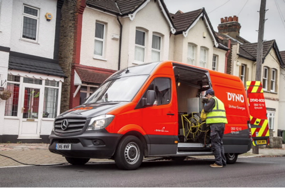 Dyno franchise adds mercedes benz sprinters to van fleet for Mercedes benz franchise