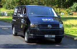 Baxi VW Transporter fleet