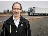 Carl Johan Almqvist safety director Volvo Trucks