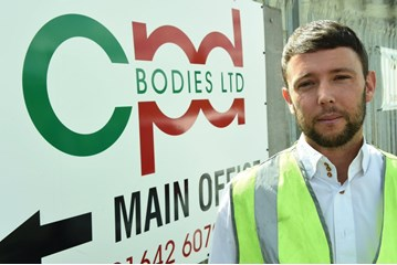 Cathal Doocey managing director CPD