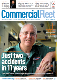 Commercial Fleet July 2017