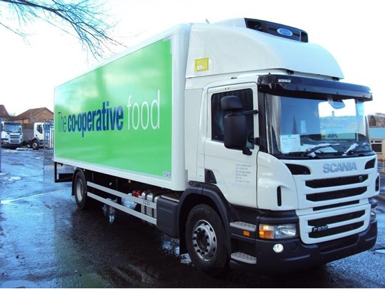The Co Operative Upgrading Microlise Telematics System