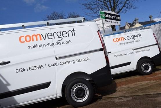 Enterprise Truck Leasing >> Comvergent doubles van fleet with Enterprise Flex-e-Rent   Van News