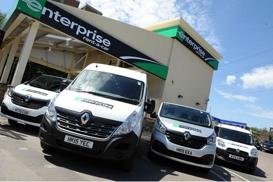 Enterprise Truck Leasing >> Enterprise Rent-A-Car pilots two super-van centres | Van News