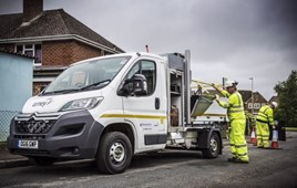 Bevan supplies tipper trucks to Amey for council contracts | Van News