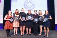 FTA Everywoman 2016 Award winners