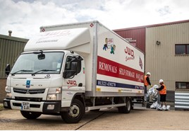 JWD Enterprises orders second Fuso Canter