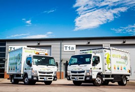 Fuso Canter - Enviro Waste