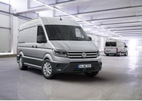 All-new VW Crafter. VW Crafter, Crafter, Volkswagen Crafter.
