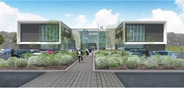 Kier has been appointed in partnership to develop Scania (Great Britain) Limited's new UK headquarters and support centre in Milton Keynes.
