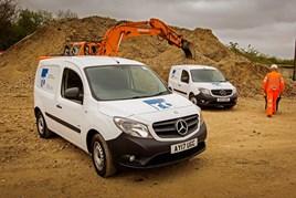 R&D Construction Mercedes-Benz Citans