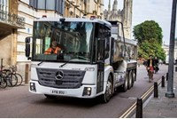 Mick George Mercedes-Benz Econic