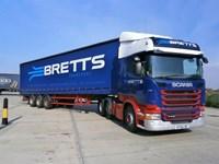 Bretts Transport