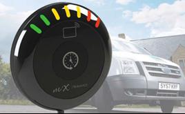 MiX Telematics dashcam