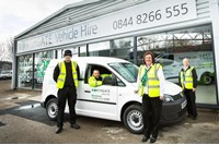 Northgate Vehicle Hire opens new branch in Manchester